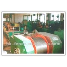 Wire Drawing and Galvanizing Machine