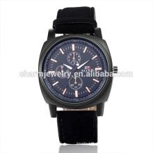 Специально разработанные роскошные наручные часы из кварцевой кожи Vogue SOXY051
