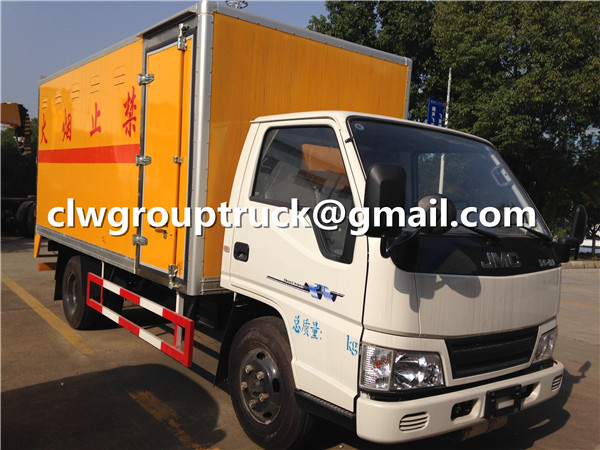 Blasting Equipment Transporter