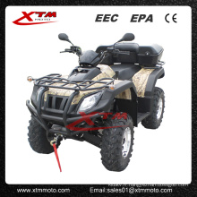 Rue juridiques chinois 4x4 amphibie Chine gros Quad ATV