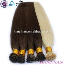 Remy doppelt gezogene Mini-Spitze 1 Gramm Stick Tipp Haar