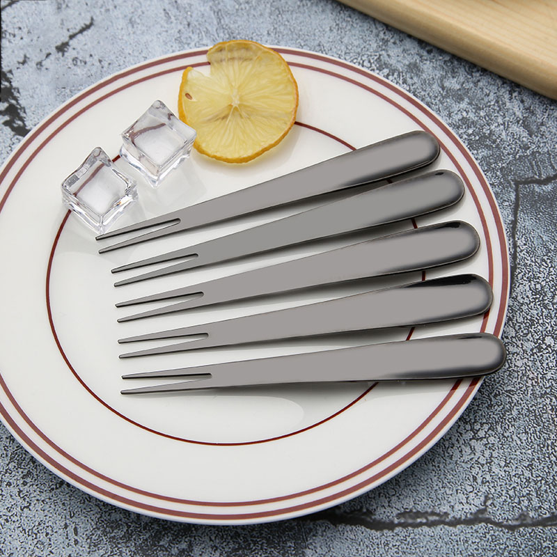 stainless steel mini fork