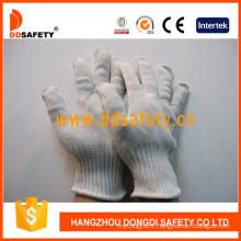 13G Hppe HDPE Cut Resistant Gloves Dcr104