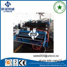 Metallplatte Walzenformer Wagen Bord Blatt Formmaschine