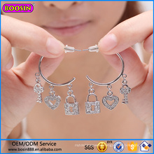 Fashion Jewelry Factory Price High Quality Trendy Earring Wholesale #22476