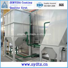Línea / Equipo / Máquina de Recubrimiento en Polvo de Venta Caliente (Pretratamiento)