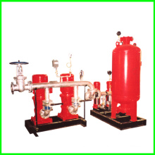 Fire Pumping Station with Fixed Centrifugal Fire Pumps