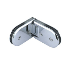 Bisagra de vidrio de acero inoxidable para baño