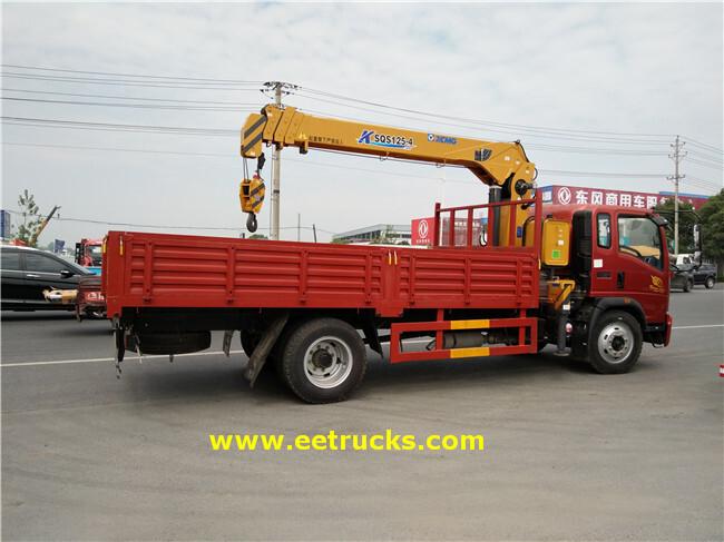 10T XCMG Truck Cranes