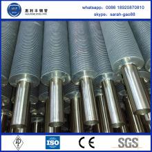 Высококачественная дешевая катушка из алюминиевого оребрения из Шанхая jiayun