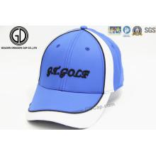 Chapeau de baseball professionnel de broderie de haute qualité