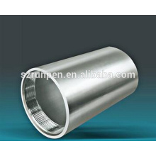 Recambio de motor de aleación de aluminio de extrusión