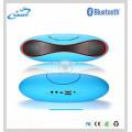 Mini LED Light Speaker FM Radio Portable Speaker