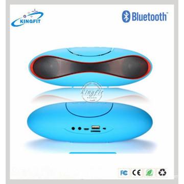 Mini-LED-Licht Lautsprecher FM-Radio tragbarer Lautsprecher