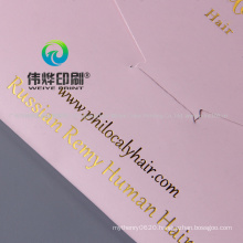 Custom Printing New Design Luxury Pink Color Paper Wedding Card Invitation Envelope