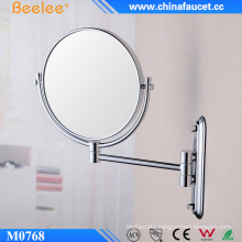 Fashionable Woman Make up Double Side Wall Mirror