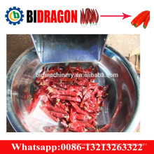 High output chili stem cutting machine for sale