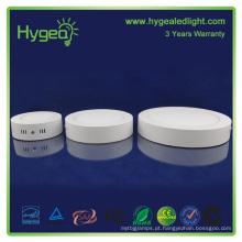 UL TUV luz de teto conduzida aprovada RA> 80 PF> 0.95 6w 12w 18w conduziu a luz do painel