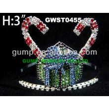 Рождественская диадема тиары и короны