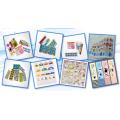 Benutzerdefinierte Vinyl wasserdichte Aufkleber Produktetiketten Hersteller