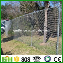 Direct Factory Price Hot Dipped Galvanized Chain Link Fence