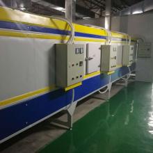 Máquina de horno de túnel eléctrico