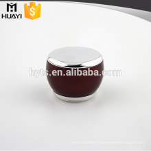 silver top perfume wooden cap for perfume bottle