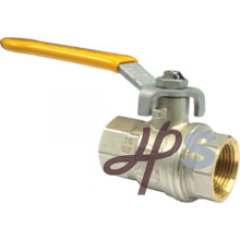 fabricant de robinet à tournant sphérique de gaz de filetage femelle en laiton, norme EN331