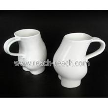 ODM Werbe Keramik Kaffeebecher (R-3052)
