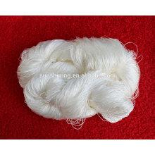 hilo de filamentos de viscosa para alfombra