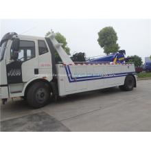 Camião FAW 4x2 para remoção de blocos rodoviários