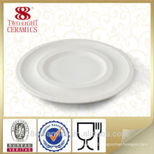 Wholesale bulk items, white dishware, plates serving dishes