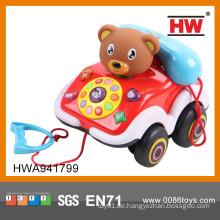 Neue Baby Spielzeug 2015 Kunststoff elektrische Musik Telefon