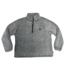 Hot Sale Fashion Autumn Winter New Arrival  Sherpa Soft Handfeel Warm Men Pullover Jacket