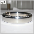 Joint d'anneau métallique ovale et octogonale