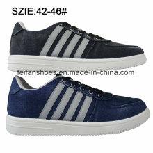 Последний низкая цена мужские впрыска обувь Жан скейт обувь (MP16721-15)