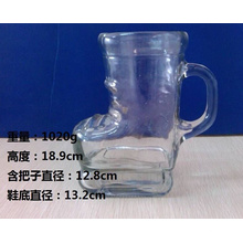 500ml Glass Boots Cups on Sale