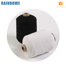 Competitive price ACY latex rubber covered yarn for socks all types of knitting yarn