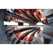 Machine de traction d'extracteur de tuyau de PE de griffe de 1200mm dix