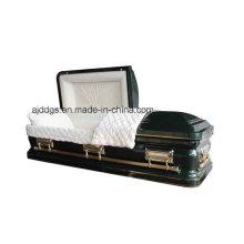 Caixão de acabamento verde musgo (16179051)