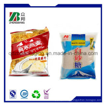 Banana Chips Snack Plastic Stand up Packaging Customized Bag