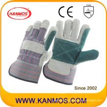 Кожаные рабочие перчатки для работы с кожаными ремнями с двойной защитой для рук Palm (110141)