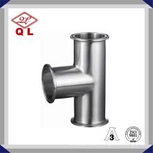 Raccords de tuyaux sanitaires DIN 3A DIN en acier inoxydable