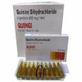 Inyección de hidrocloruro de quinina 400 mg / 4 ml