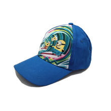 cute children baseball cap sublimation transfer logo