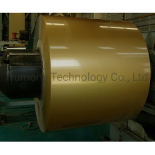 Alloy 1100 3003 PE PVDF Color Coated Aluminum Aluminium Coil by Ce SGS Standards for ACP Panels Packing Materials Building Raw Materials