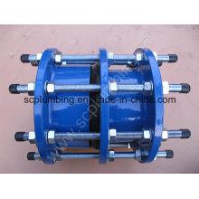 Joints de démontage de fer ductile (galv. / Dacromet boulons)