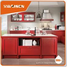 La calidad superior cuece al horno el laque de la pintura de la puerta que cocina el gabinete, la cocina / el trapo húmedo del bebé