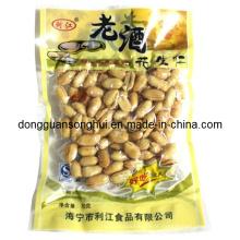 Saco do armazenamento do vácuo / saco de empacotamento do amendoim / saco de plástico do amendoim
