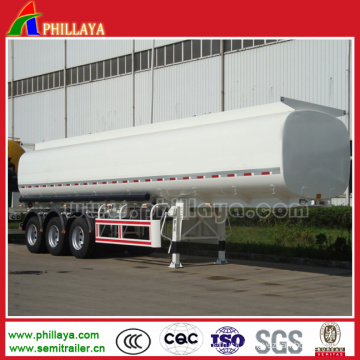 High Quality Oil Transport Stainless Steel Tank Semi Trailer